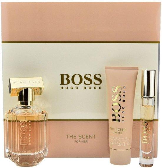 hugo boss the scent dames