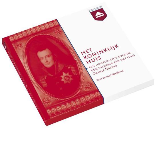 Cover van het boek 'Het koninklijk huis' van B. Woelderink en B. Woelderink