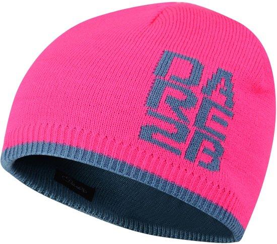 Dare2b-Thick Cuff Beanie-Wintersportmuts-Unisex-MAAT 104-Roze