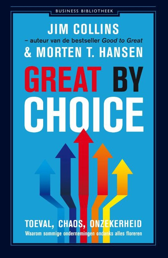 Business Bibliotheek Great by choice