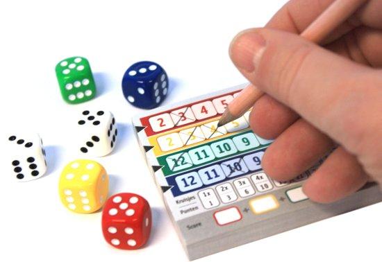 Thumbnail van een extra afbeelding van het spel Qwixx - Dobbelspel