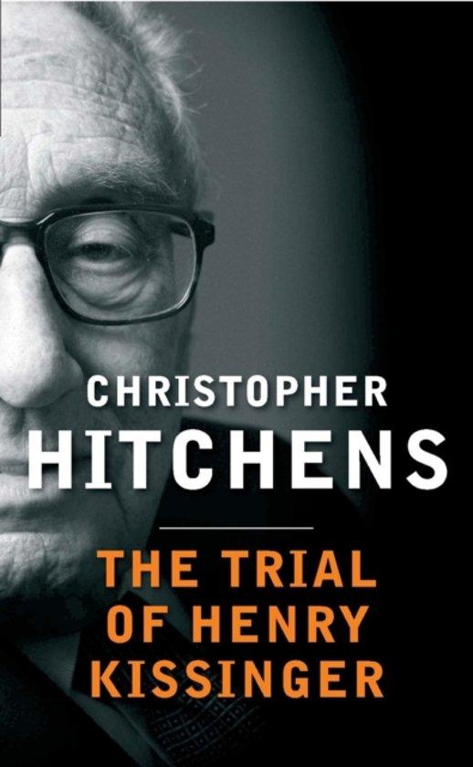 Boek cover The Trial of Henry Kissinger van Christopher Hitchens (Paperback)