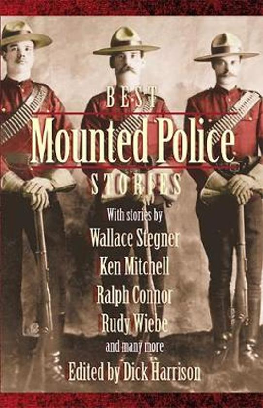 Afbeelding van Best Mounted Police Stories