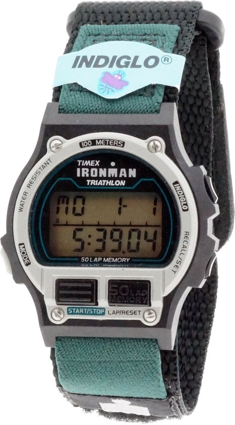 bol com | TIMEX - Timex Watch Ironman Triathlon - T85123