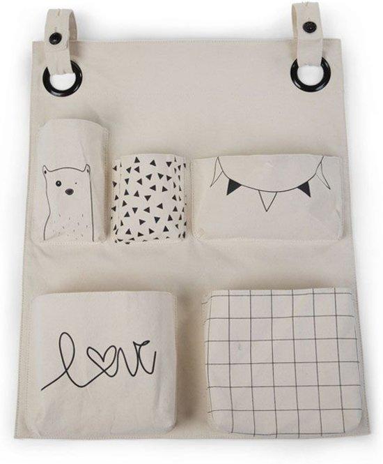 Canvas box organizer Childhome