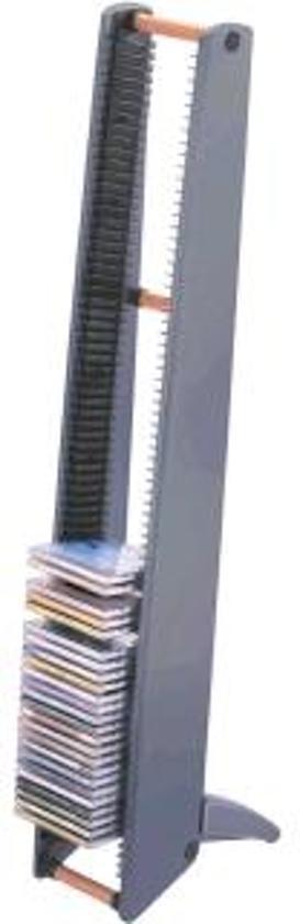 Cd rek cd opbergsysteem voor het opbergen van for Boeken opbergsysteem