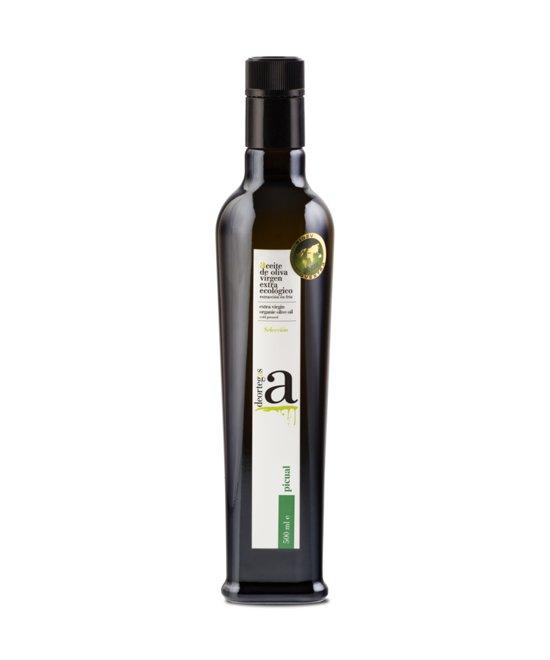 Spaanse biologische olijfolie Picual 500 ml