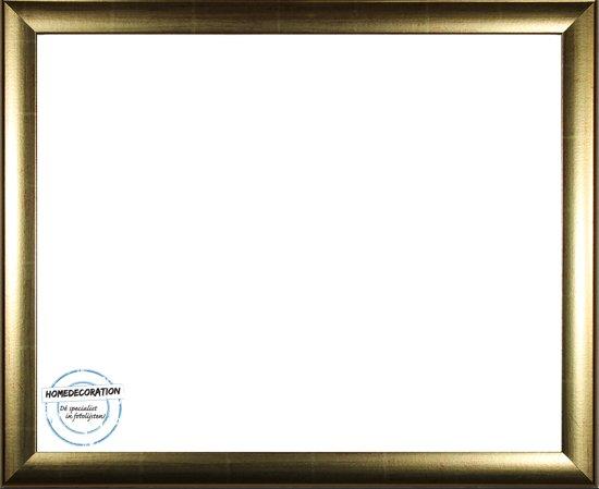 Homedecoration Colorado – Fotolijst – Fotomaat – 69 x 84 cm – Goud glans