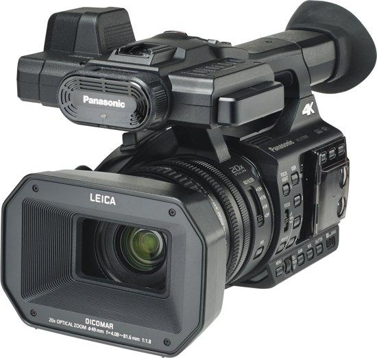 Panasonic HC-X1000 4K Ultra HD - Camcorder