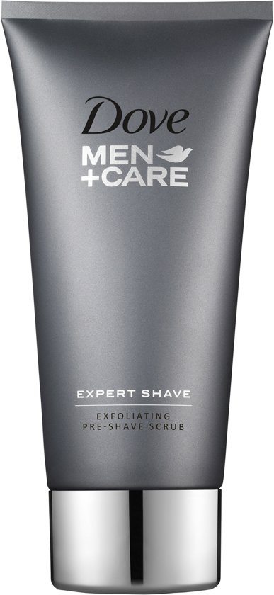 Dove Men+Care Expert Shave - 150 ml - Exfoliating Pre-Shave Scrub