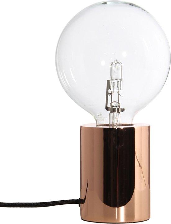 Frandsen Bristol tafellamp glossy copper