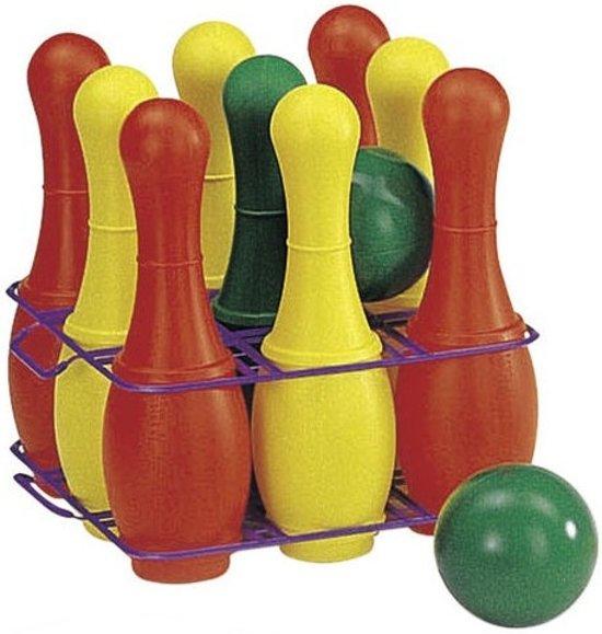 Rolly Toys Kegelspel Bowling - 9-Delig