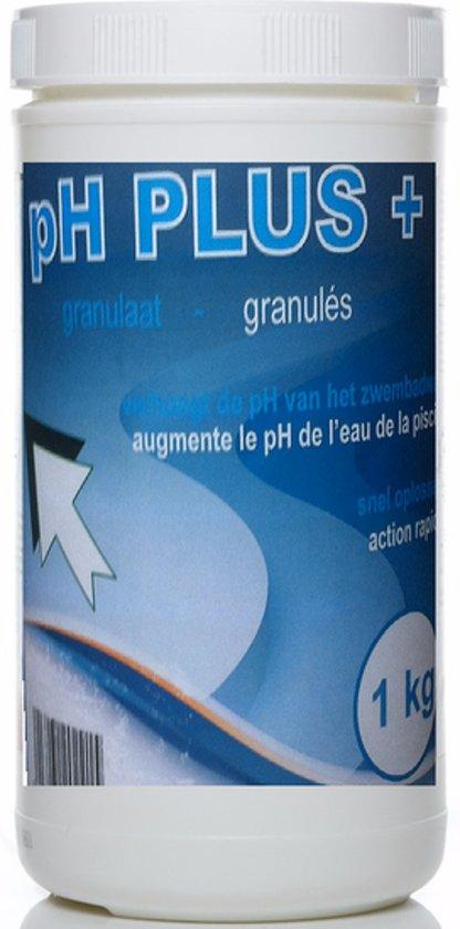 HRS Ph plus - Zwembad - Onderhoud - PH - Zwembadwater - 1kg