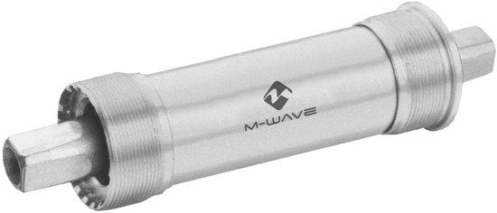 M-wave Trapas Jis 159,5 X 31 Mm Zilver