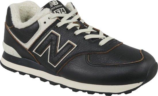 bol.com | New Balance ML574WNE, Mannen, Bruin, Sneakers maat ...