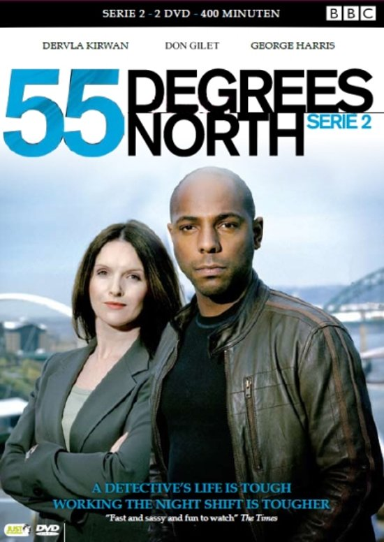 Cover van de film '55 Degrees North'