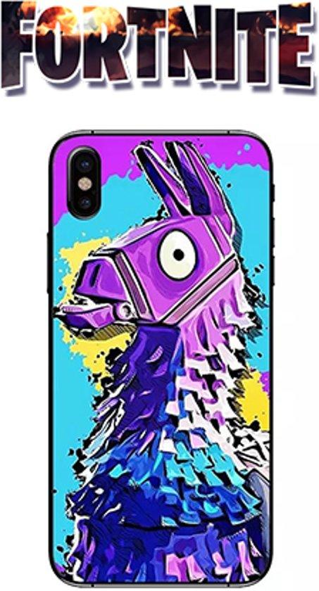 online retailer 98298 d6978 Fortnite Iphone 7 / 8 Case - LIama + ScreenProtector