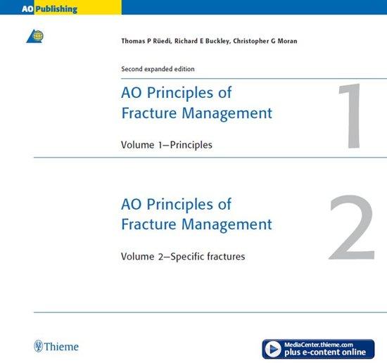 bol com | AO Principles of Fracture Management, Books and DVD (ebook