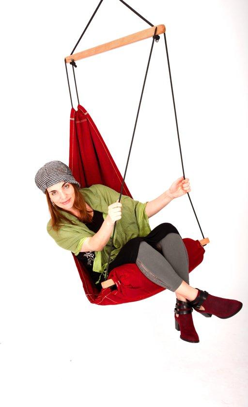 Hangstoel Hangover Red