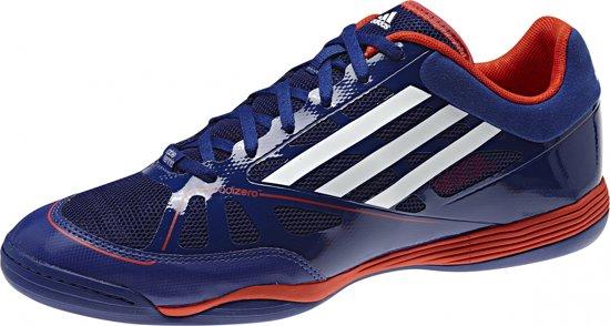 hot sale online 9538e 330df Adidas Adizero Tafeltennis Schoenen Unisex Blauw Maat 46