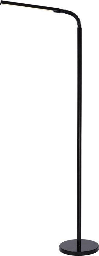 Lucide GILLY - Leeslamp - LED - 1x5W 4000K - Zwart
