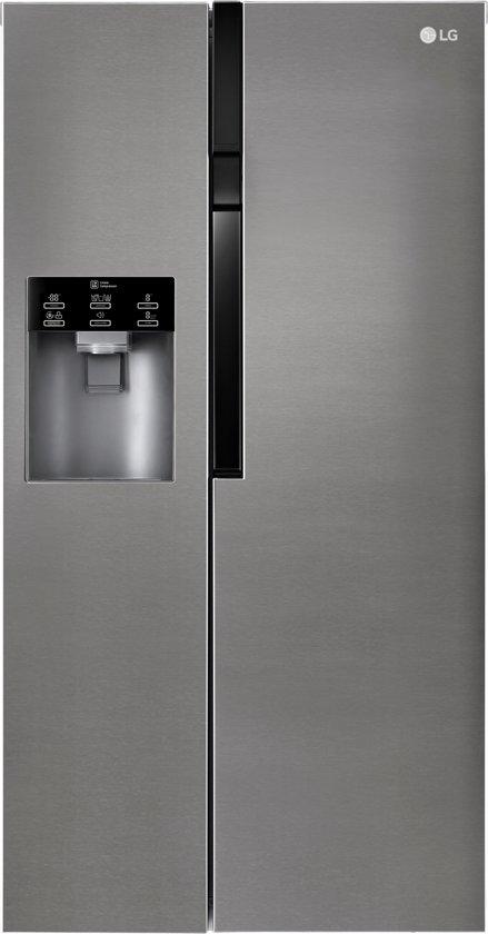 LG GSL360ICEV - Amerikaanse koelkast - Grafiet