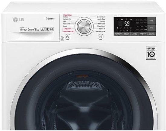 LG F4J7VY2WD - Wasmachine