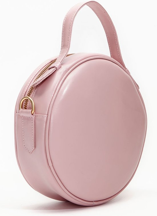 Dames Maat Roze Chapot Schoudertassen Fabienne Roundy Bag 0 6CxvRnwq5