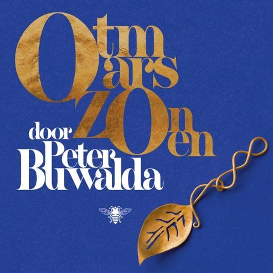 Boek cover Otmars zonen van Peter Buwalda (Onbekend)