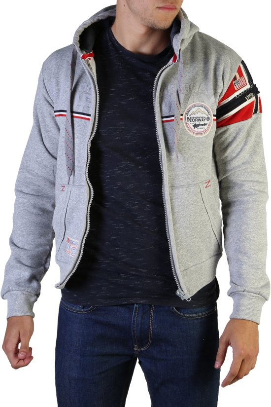 Geographical Norway - Faponie100_man  - Grijs