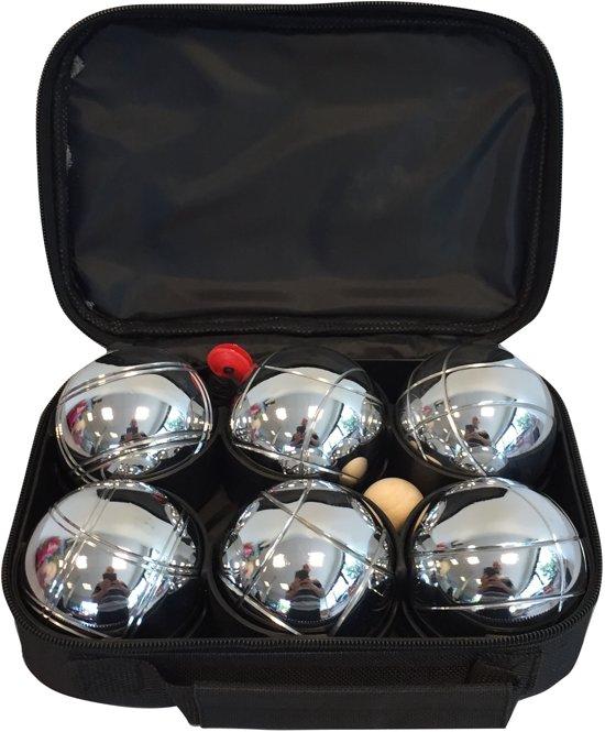Afbeelding van het spel Petanque Ballen Metaal - 6 Stuks