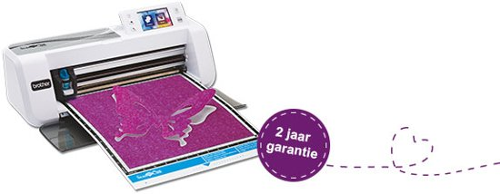 BROTHER SCANNCUT CM300 incl.De Nieuwste SUPER CANVAS SOFTWARE, Opstart Instructies & 2 JAAR GARANTIE