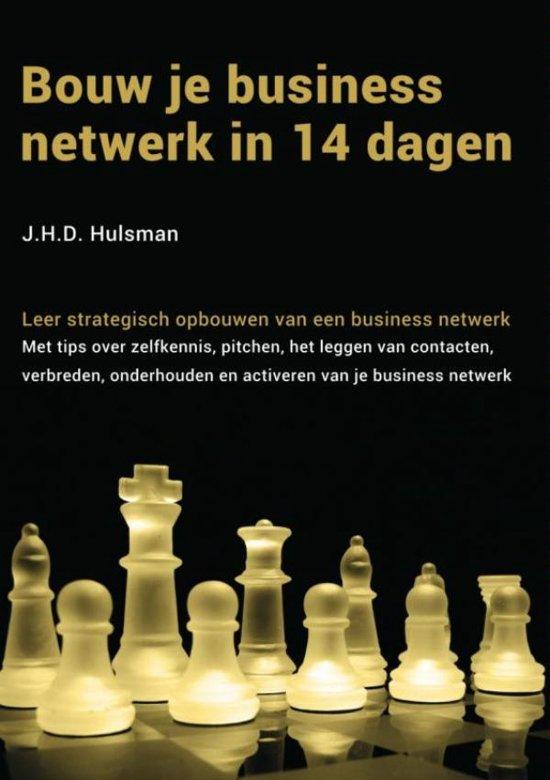 Bouw je business netwerk in 14 dagen