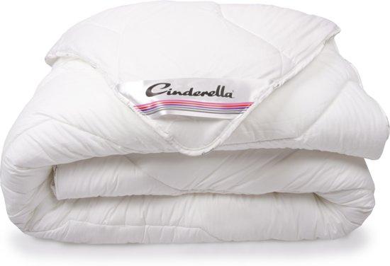 Cinderella Softbase - Dekbed - 4-seizoenen - Synthetisch - Eenpersoons - 140 x 200 cm