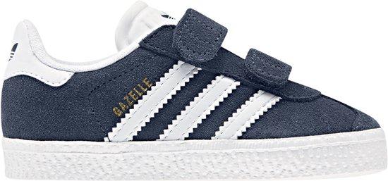 adidas Gazelle CF I Sneakers Kinderen - Collegiate Navy/Ftwr White/Ftwr White