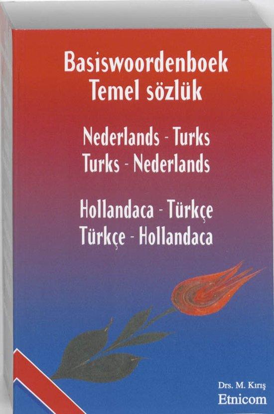 Basiswoordenboek Nederlands Turks Turks Nederlands