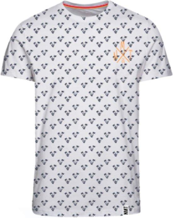 fe0a55a7a02fdf bol.com   Name it Jongens T-shirt - Bright White - Maat 122-128