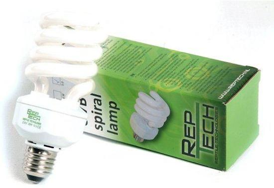 Reptech Spiral lamp 13W 5.0 UVB