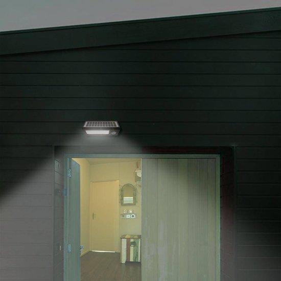 bol.com | Solar buitenlamp 36leds met bewegingssensor