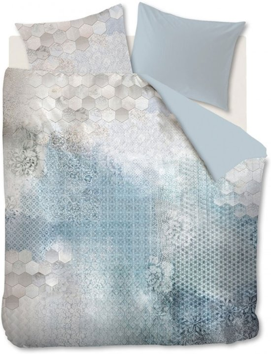 Kardol Poetic Favor - Dekbedovertrek - Lits-jumeaux - 240x200/220 cm - Pastel