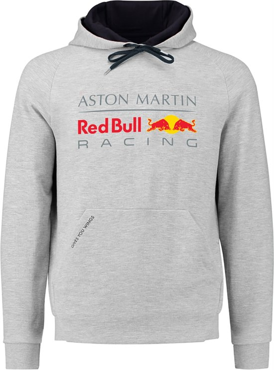 Red Bull Racing Hoody 2019 grijs XL