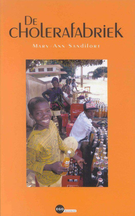 De Cholerafabriek - Mary-Ann Sandifort pdf epub