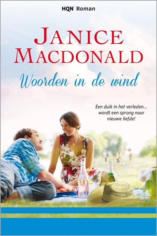 Woorden in de wind - Janice Macdonald pdf epub