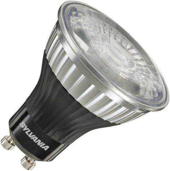 Sylvania LED reflector 230V 5W (vervangt 55W) GU10 50mm 3000 warm-wit