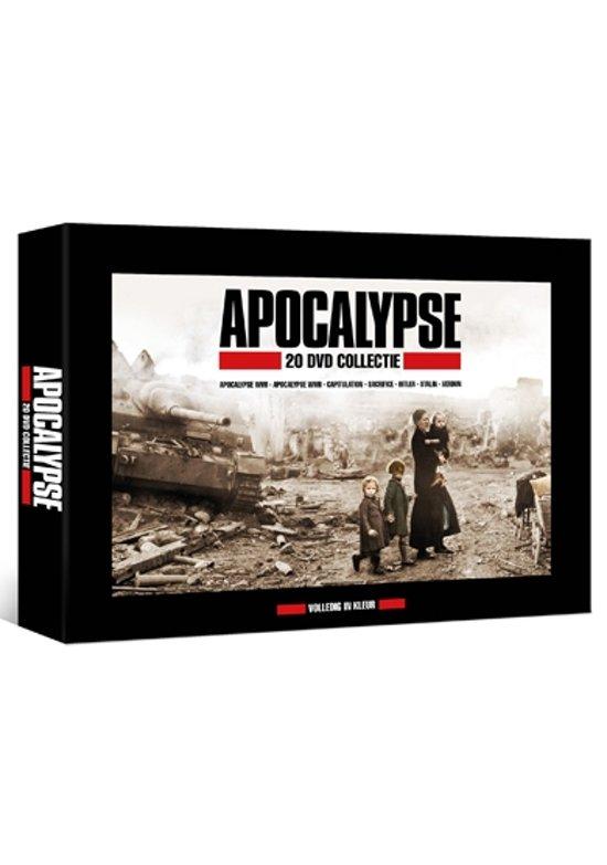 DVD cover van Apocalypse 20 DVD Collectie
