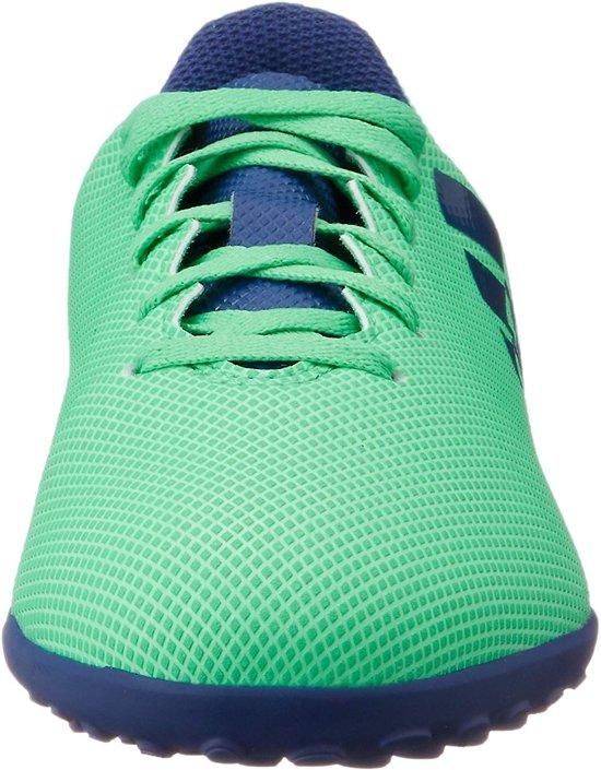 Adidas Zaalvoetbalschoenen Turf Tango Junior Groenblauw Mt 38 23