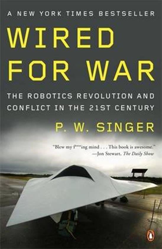 bol.com | Wired for War, P. W. Singer | 9780143116844 | Boeken