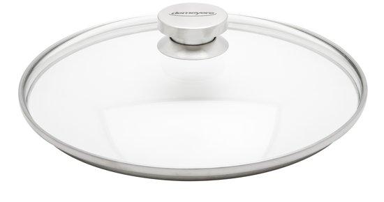 Demeyere Glazen Deksel 28 cm