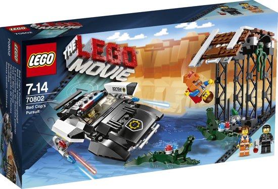 Bol Com Lego The Movie Achtervolging 70802 Lego