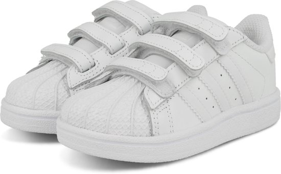 competitive price 162ec 46936 adidas SUPERSTAR FOUNDATION CF I B25725 - schoenen-sneakers - Unisex -  witwit